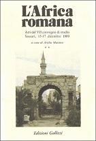 """Atti del VII Convegno """"L'Africa Romana"""""""
