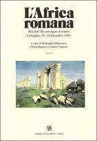 """Atti del XI Convegno """"L'Africa Romana"""""""