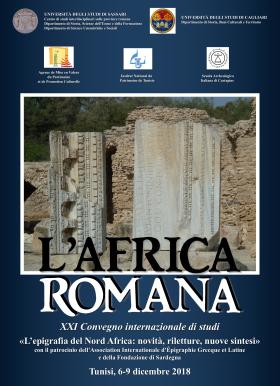 "Manifesto ""L'Africa romana XXI"""